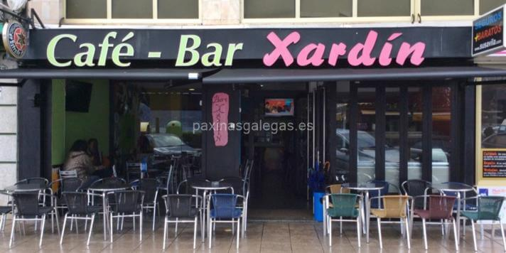 cafe bar xardin